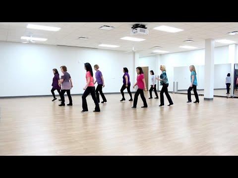 Tears I Cried - Line Dance (Dance & Teach In English & 中文)