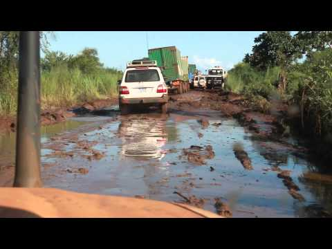 South Sudan's Swamped Roads Delay Vital Food Delivery