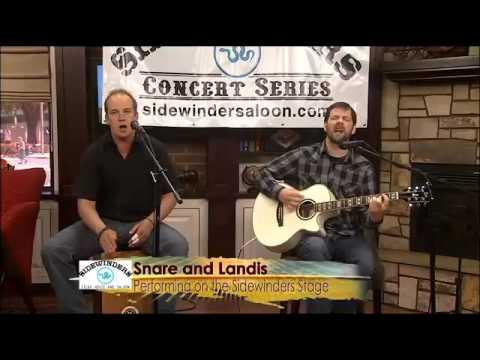 Sidewinders Stage I  Snare and Landis - WSLS 10 NBC in Roanoke Lynchburg Va