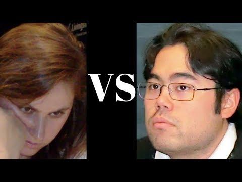 Judit Polgar vs Hikaru Nakamura - London Classic (2012) - Spanish Game (C78) (Chessworld.net)
