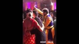 Virat Kohli Dancing with anushka sharma