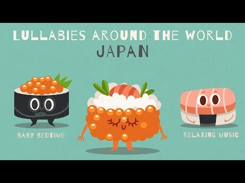 Jazz Lullabies around the world - Japan - Baby Music for sleeping