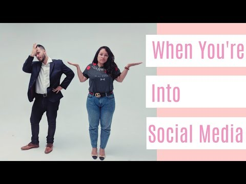 When you're into Social Media | Funny Real Estate