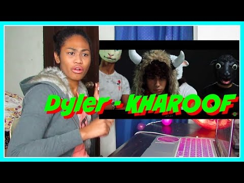 Dyler - KHAROOF (Lamb) | Exclusive Music Clip | 2018 | Reaction