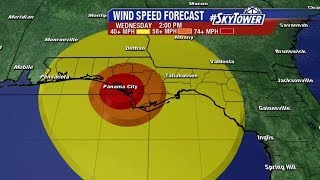 Hurricane Michael update & tropical weather forecast: October 9, 2018