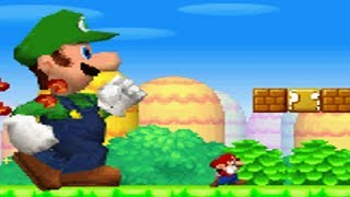 New Super Mario Bros. DS - Co-Op Gameplay #1 (Mod)