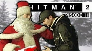 Trying to Kill M๐re People as Santa! | Hitman 2 (Holiday Hoarders - Ep.11)