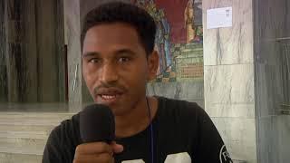 Granda intervjuo pri la Esperanto movado de Orienta Timoro