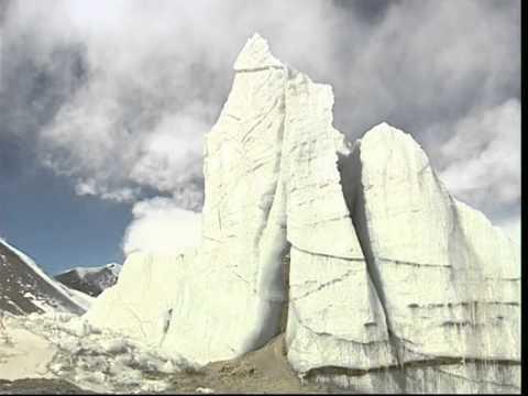 Journey to Tibetan glaciers