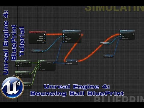 Ue4 bouncing ball and dynamic color change blueprint tutorial by ue4 bouncing ball and dynamic color change blueprint tutorial by devin sherry malvernweather Gallery
