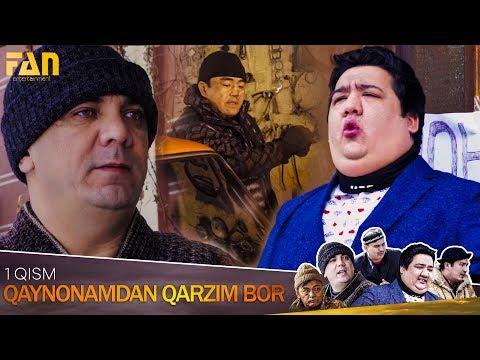 Qaynonamdan qarzim bor   Komediya serial - 1 qism
