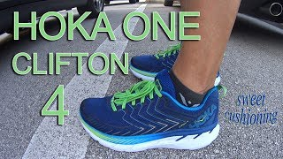 HOKA ONE ONE CLIFTON 4 - REAL WORLD REVIEW - I was surprised!