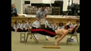 Bobby Leach's Olympic Karate Demo 2010