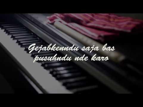 Plato Ginting - Gejabken Bas Pusuhndu (Lirik)