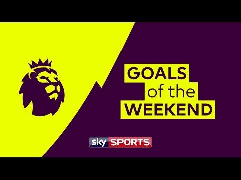 EPL 2016/17 All Goals Week 6 HD