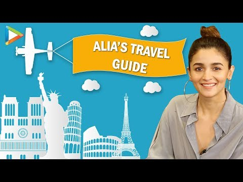 Alia Bhatt's Travel Essentials & Hacks | Lifestyle | Bollywood Hungama Mp3