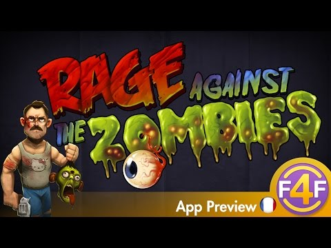 Rage Against The Zombies - App Preview