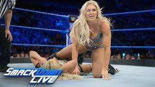 Charlotte Flair vs. Liv Morgan: SmackDown LIVE, Feb. 6, 2018