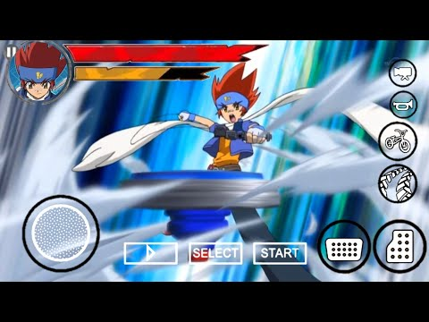 New Beyblade Game On Dolphin Emulator || Highly Compress Game Download On Android