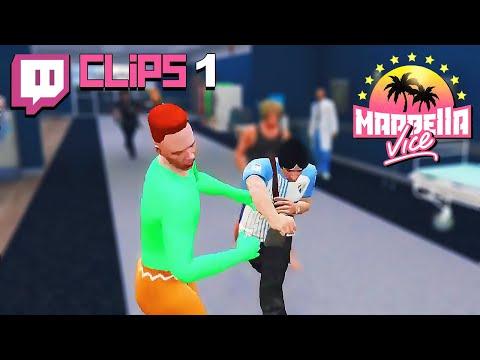 Mejores Clips de Jagger en Marbella Vice #1 (Andiamo)
