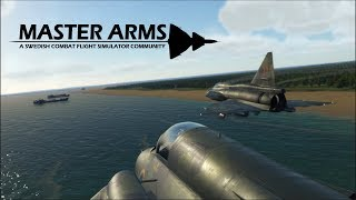 Master Arms - A Swedish Combat Flight Simulator Community