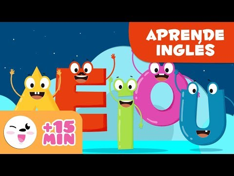 Aprende Las Vocales En Inglés - Vídeos En Inglés Para Niños