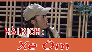 Hài Kich : Xe Ôm  - Hoài Linh - Chí Tài - Trung Dân - Thanh Phương - Quỳnh Hương - Nguyên Khoa