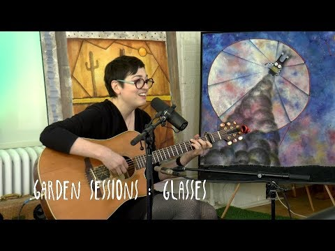 garden-sessions:-jenna-nichols---glasses-april-4th,-2019-underwater-sunshine-festival