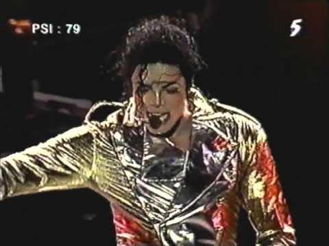 Michael Jackson Live In Manila 1996 HIStory World Tour