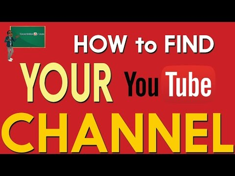 How to Perform a YouTube Channel Search Using Search Bar