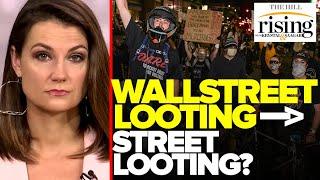 Krystal Ball: Does Wall Street looting lead to street looting?