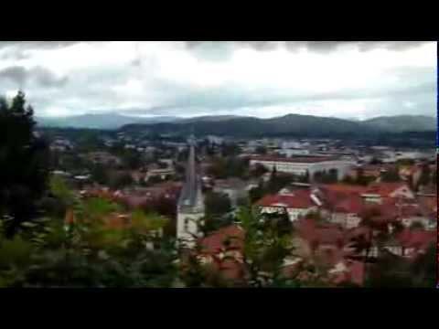 Day 13 #raileu trip: A Day in Ljubljana