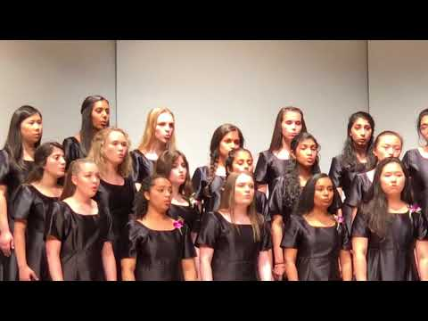 MHS Spring Concert 2018 - Chamber Choir