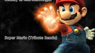 Dimitry G. feat StarrBright - Super Mario Tribute Remix
