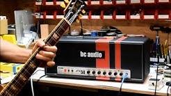 BC Audio JTX50 Octal-Plex Series Guitar Amplifier