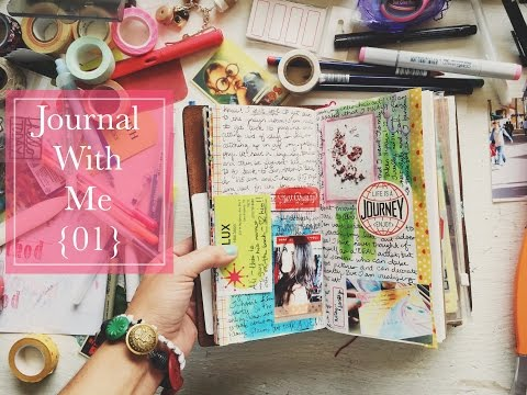 Journal With Me {01}