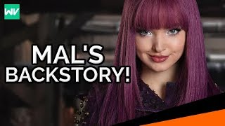 Mal's Backstory! - Her Powers and Childhood: Discovering Descendants