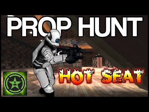 Let's Play - Hot Seat: Prop Hunt Featuring Max Kruemcke
