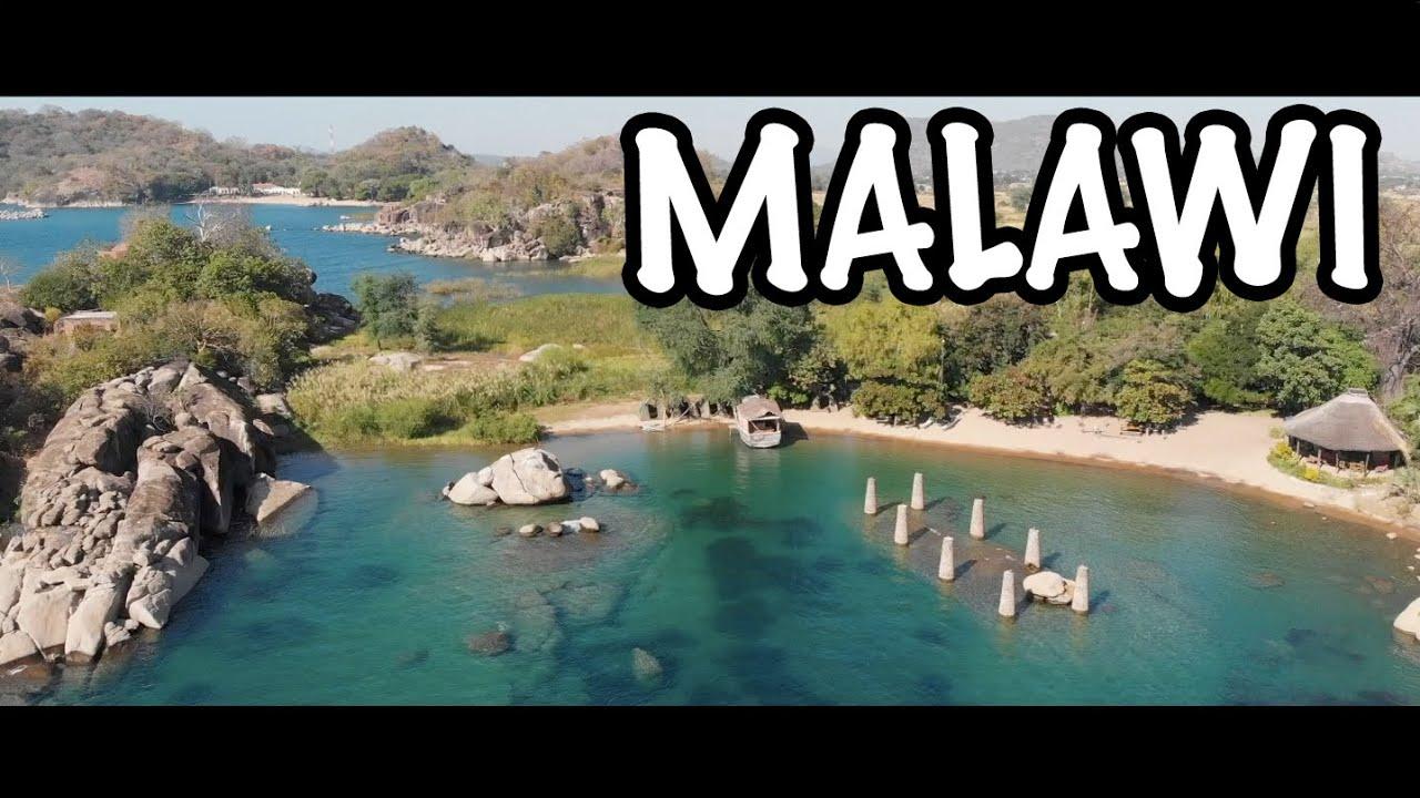 MALAWI - PIĘKNO JEZIORA NIASA 🇲🇼