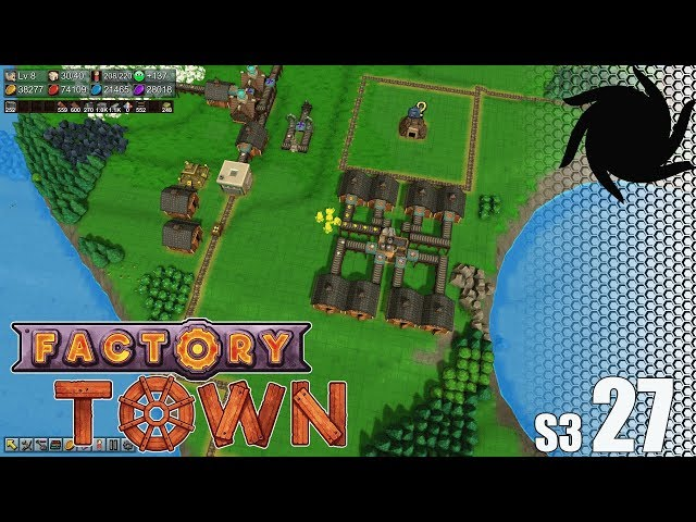 Factory Town - S03E27 - Air Crystals