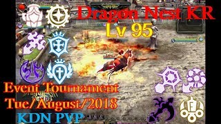 Guardian Dragon Nest Skill Build 95 Pve
