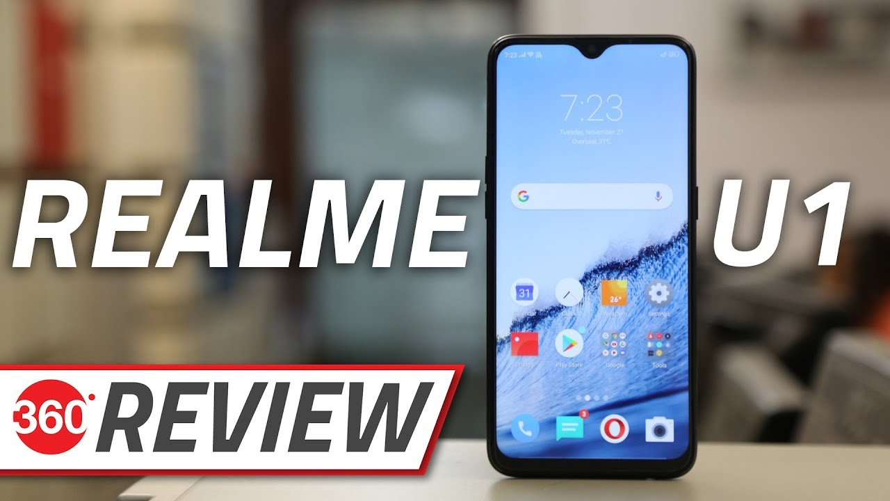 Realme U1 to Go on Sale Again at 6pm After First Sale Gets