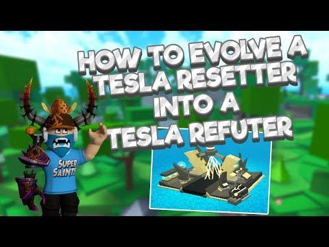 HOW TO EVOLVE A TESLA RESETTER INTO A TESLA REFUTER! | 100M Visits Update! | Miner's Haven #17