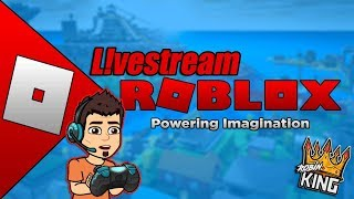 Roblox Lumber Tycoon 2 - France Reconstruire la Pyramide !join (Swe/Eng)