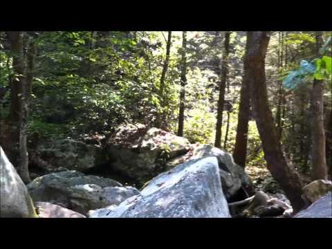 Green River Saluda NC 9/2/11