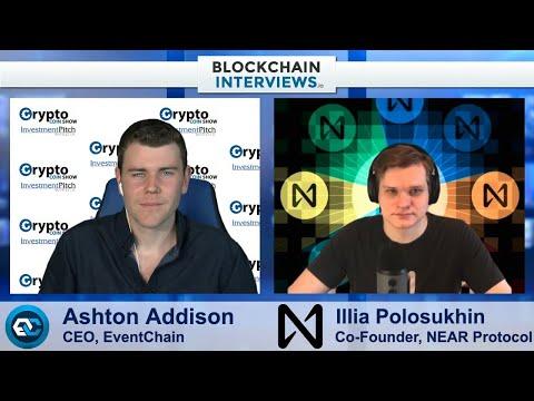 Illia Polosukhin, Co-Founder of NEAR Protocol | Blockchain Interviews