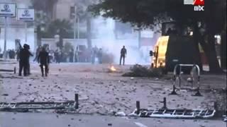 أستمرار التظاهرات في الجامعات المصرية وأصرار لوقف الدراسة