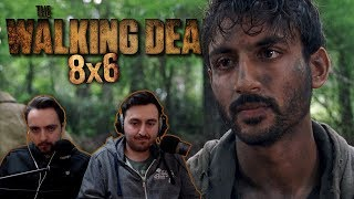 """The Walking Dead Season 8 Episode 6 REACTION """"The King, the Widow and Rick"""""""