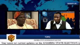 """The Elections Went Well (Anambra State) - Kayode Idowu"