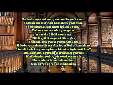 Tuğçe Kandemir - Bu Benim Öyküm Karaoke (Sözleri ile Birlikte)